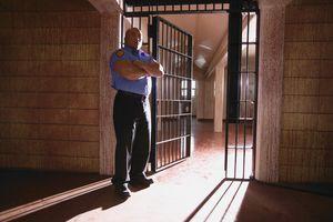 Prison Security Guard