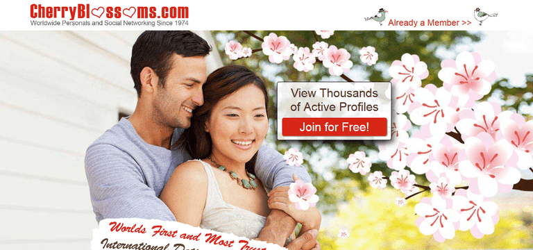 1st And Still The Best Asian Dating Site