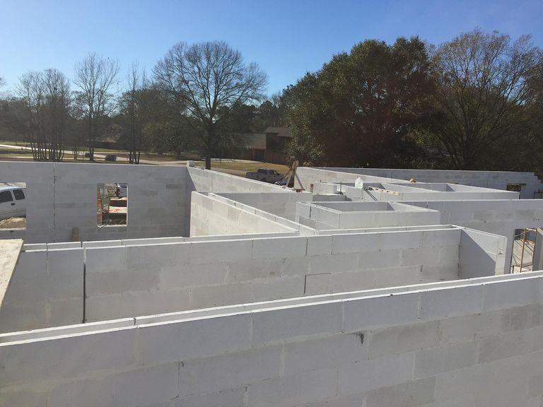 Aerated concrete