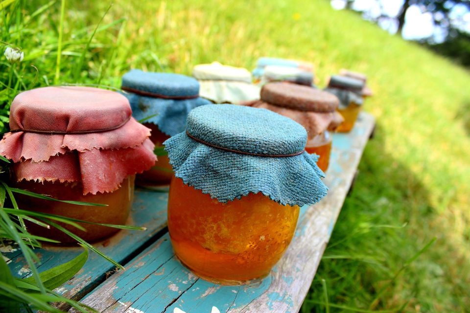 Canning jar covers