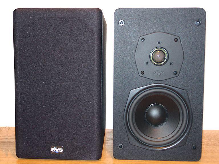SVS SBS-01 Bookshelf Speaker