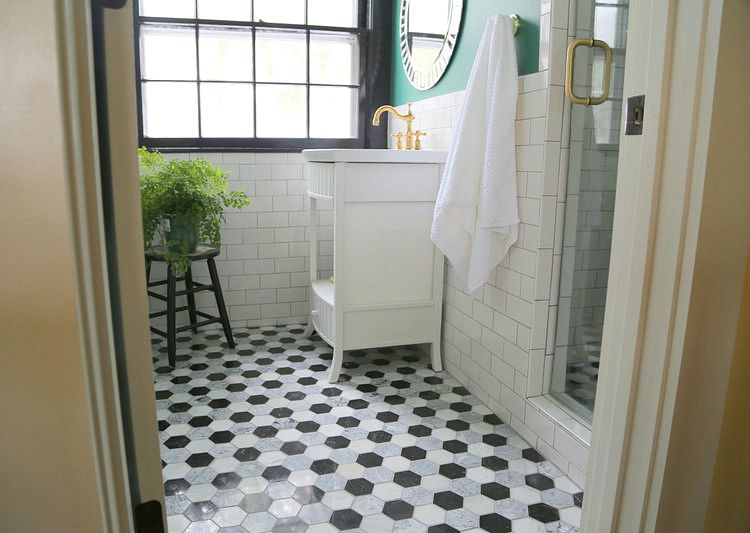 16 beautiful bathrooms with subway tile 24296
