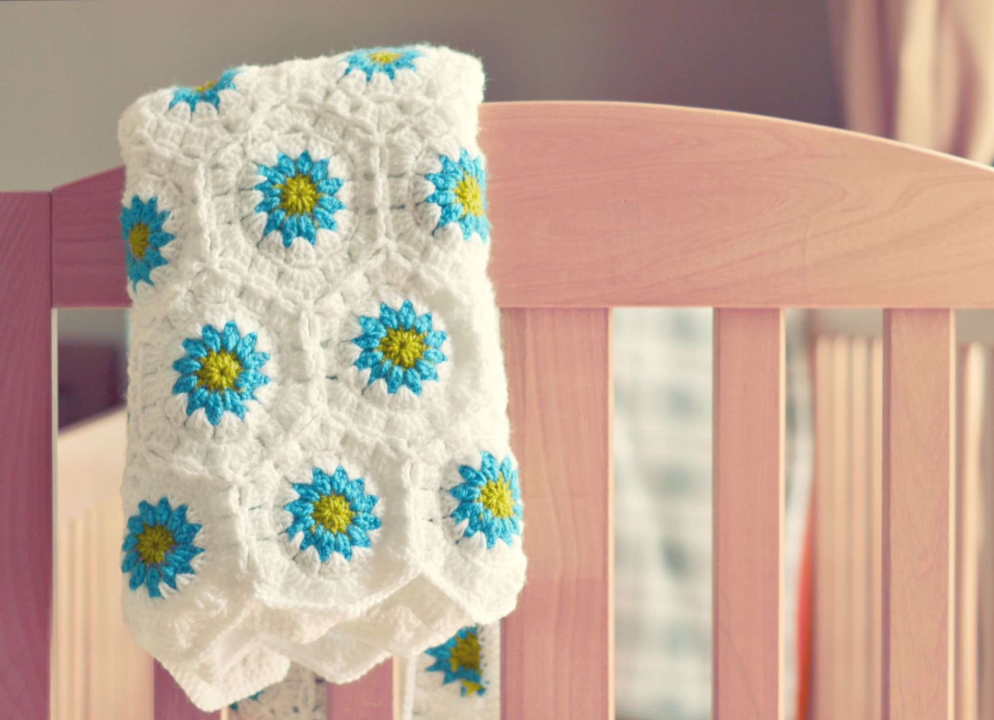 How to Care for Crochet Blankets and Clothing