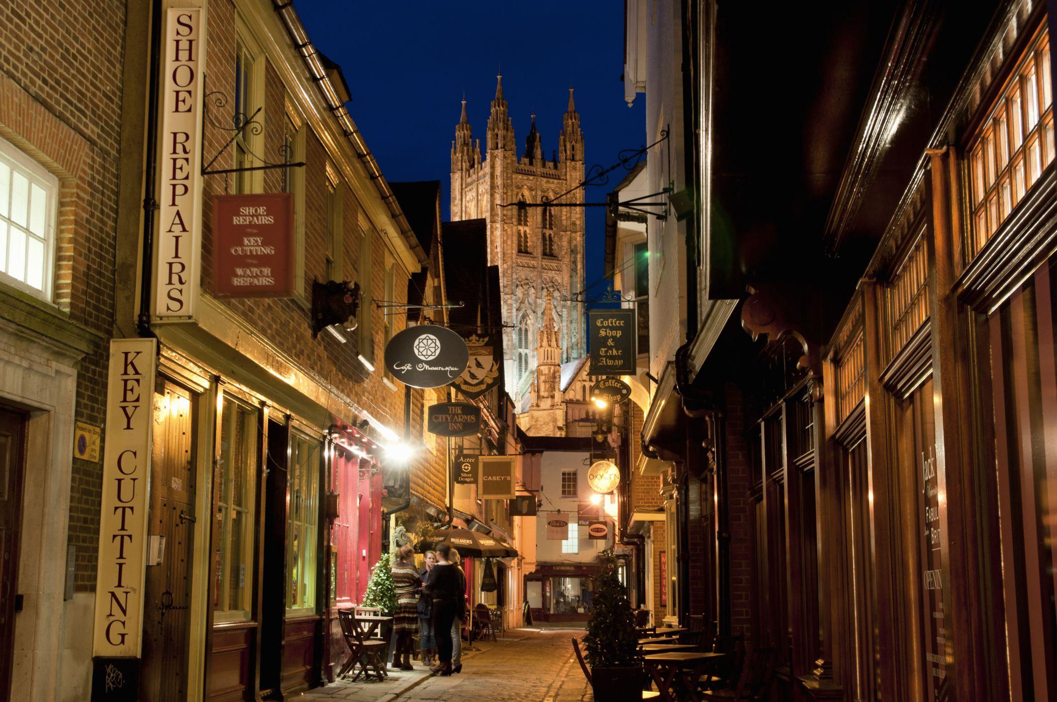 Good Restaurants In Canterbury