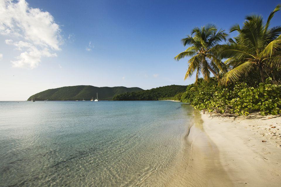 Maho Bay Beach