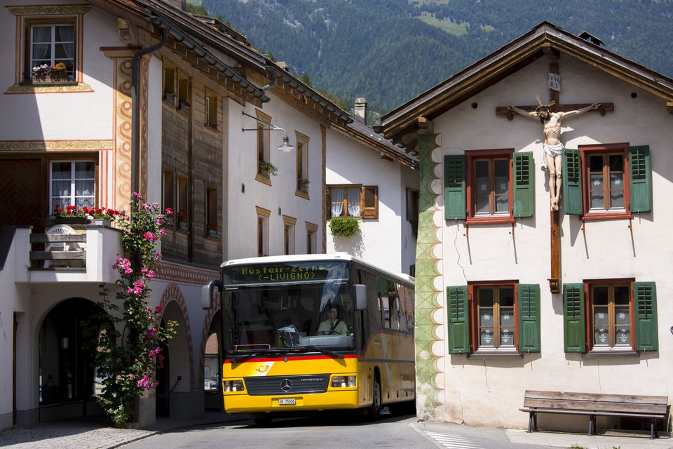 Bus tours are still quite popular with mature travelers.
