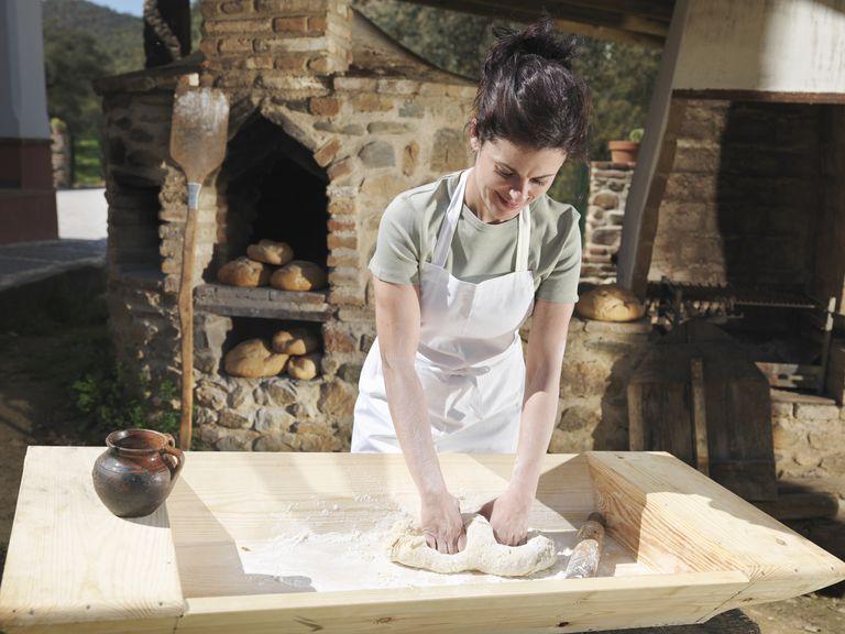 工匠面包师