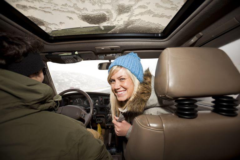 portable car heater options