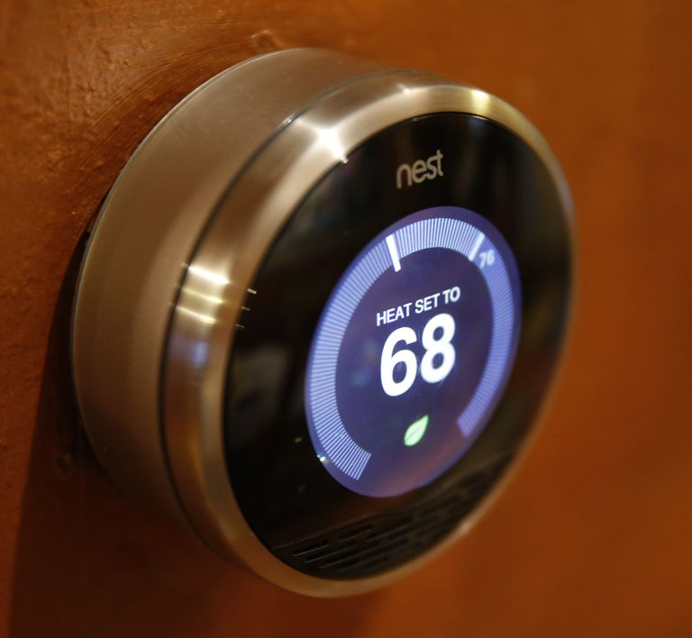Nest Home Automation Device