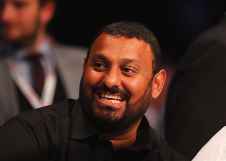 Prince Naseem Hamed 2016