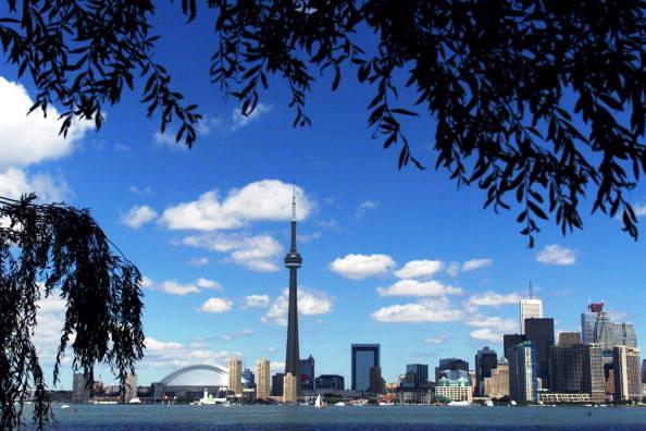Toronto, the Capital of Ontario