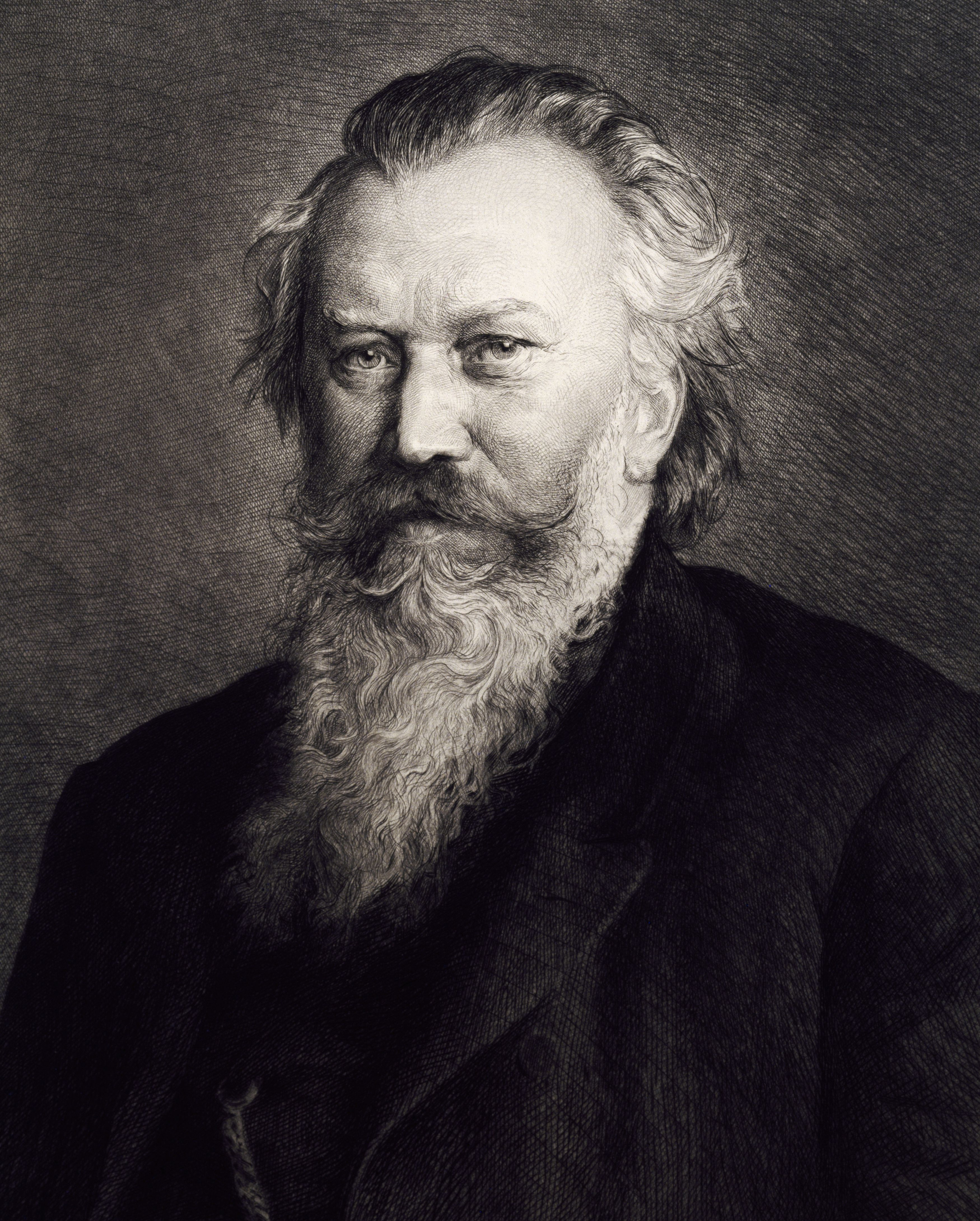 a biography of johannes brahms a composer Johannes brahms a ger m a n r e qu i johannes brahms: a biography, calls brahms was an unqualified success and brahms' reputation as a major composer was.
