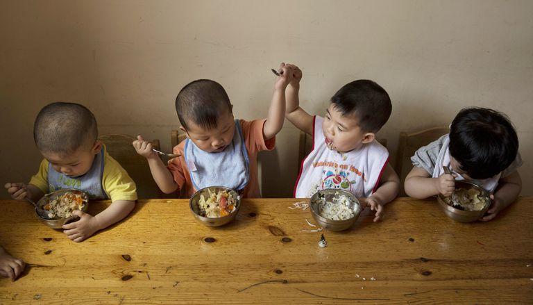 Children In Foster Home