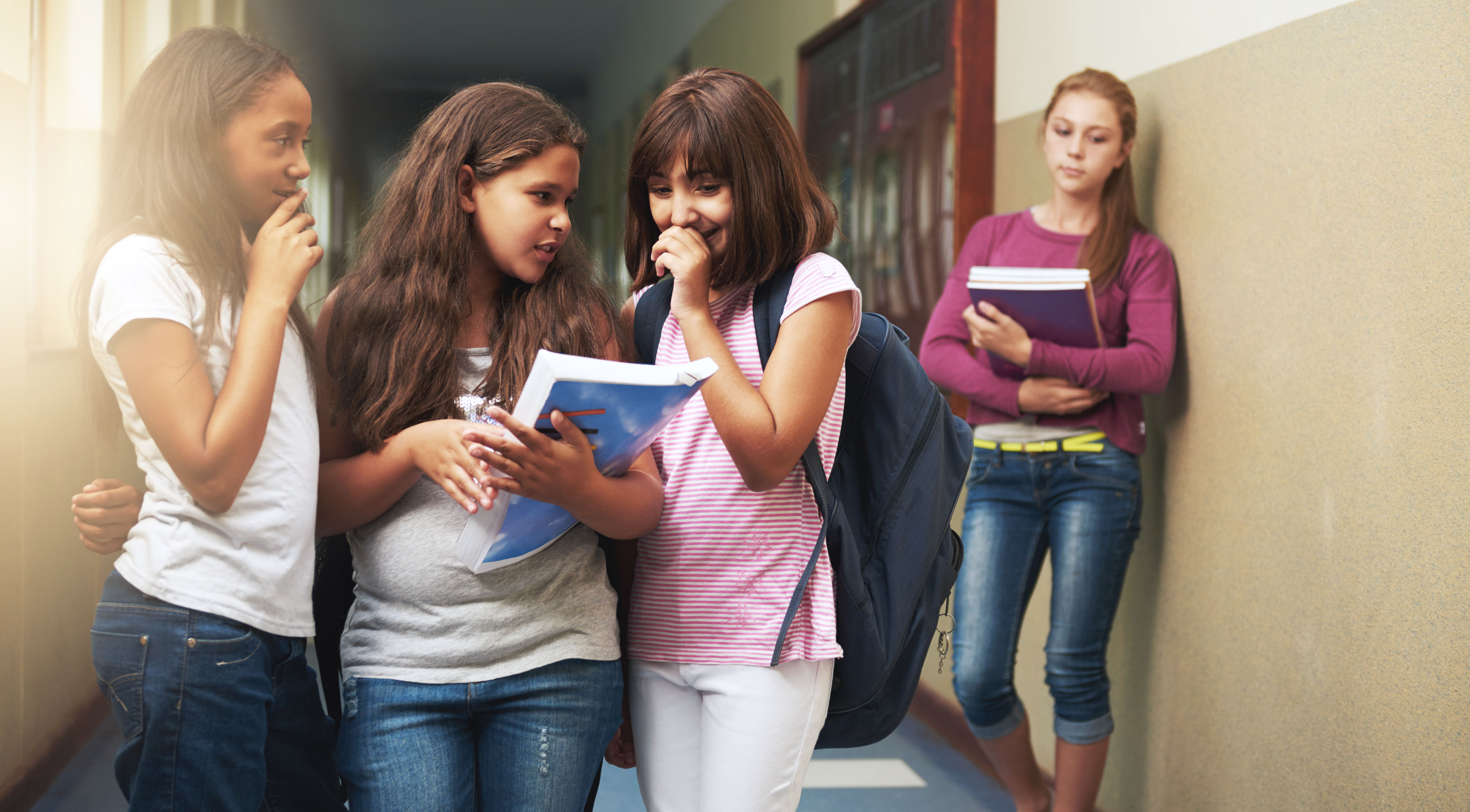 mean girls middle school Crying girl: [reading from paper] i wish we could all get along like we used to in  middle school i wish i could bake a cake filled with rainbows and smiles and.