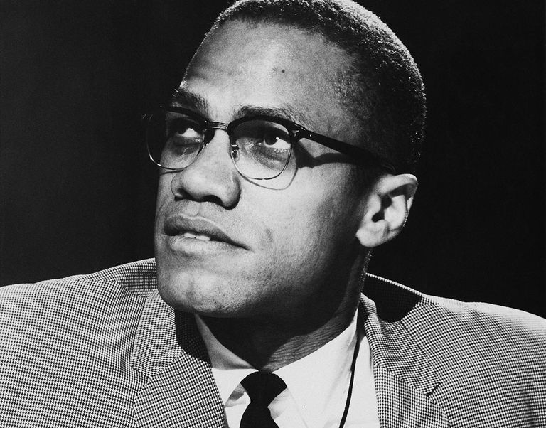 Malcolm X On TV