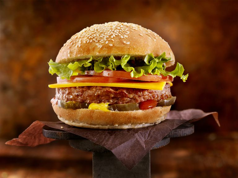 Healthy Red Robin Foods