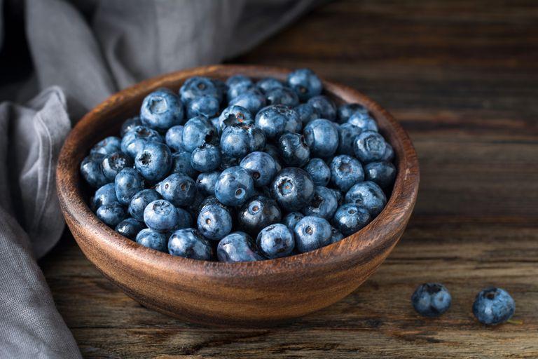 Bilberry for eye health