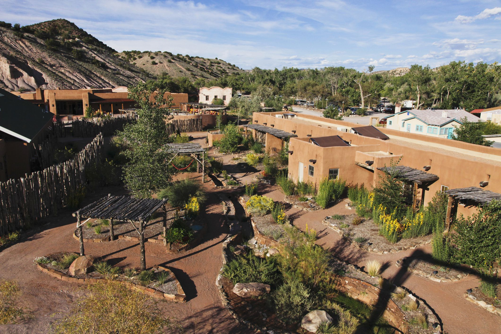 Review Ojo Caliente In New Mexico