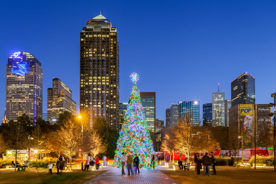 Winter vacation destinations in texas for Winter vacations in the us