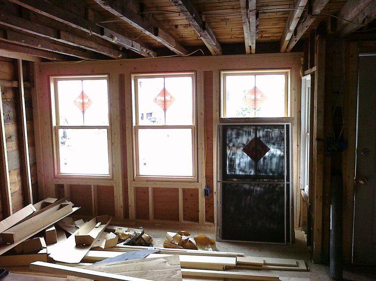 Low-E windows