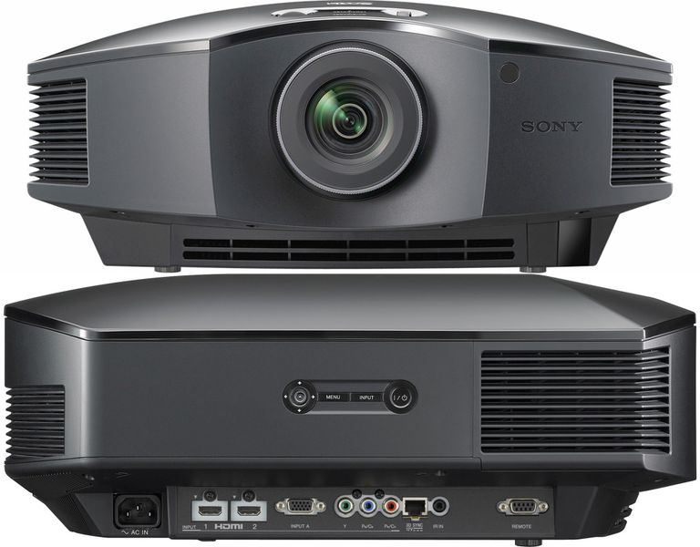 Sony VPL-HW40ES 3D SXRD Video Projector