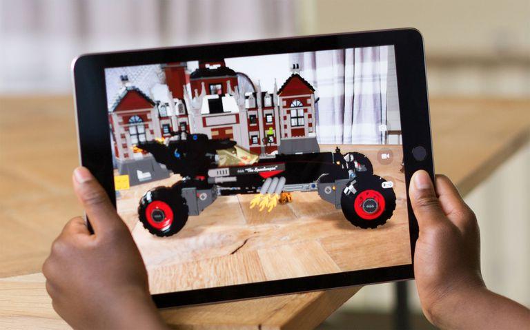 iOS 11 Augmented Realiti