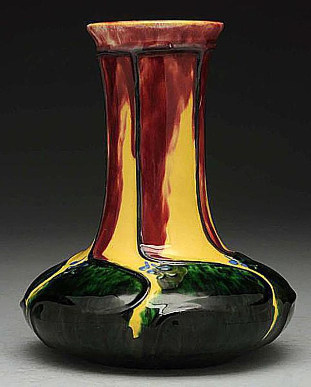 Cremo Vase by Roseville