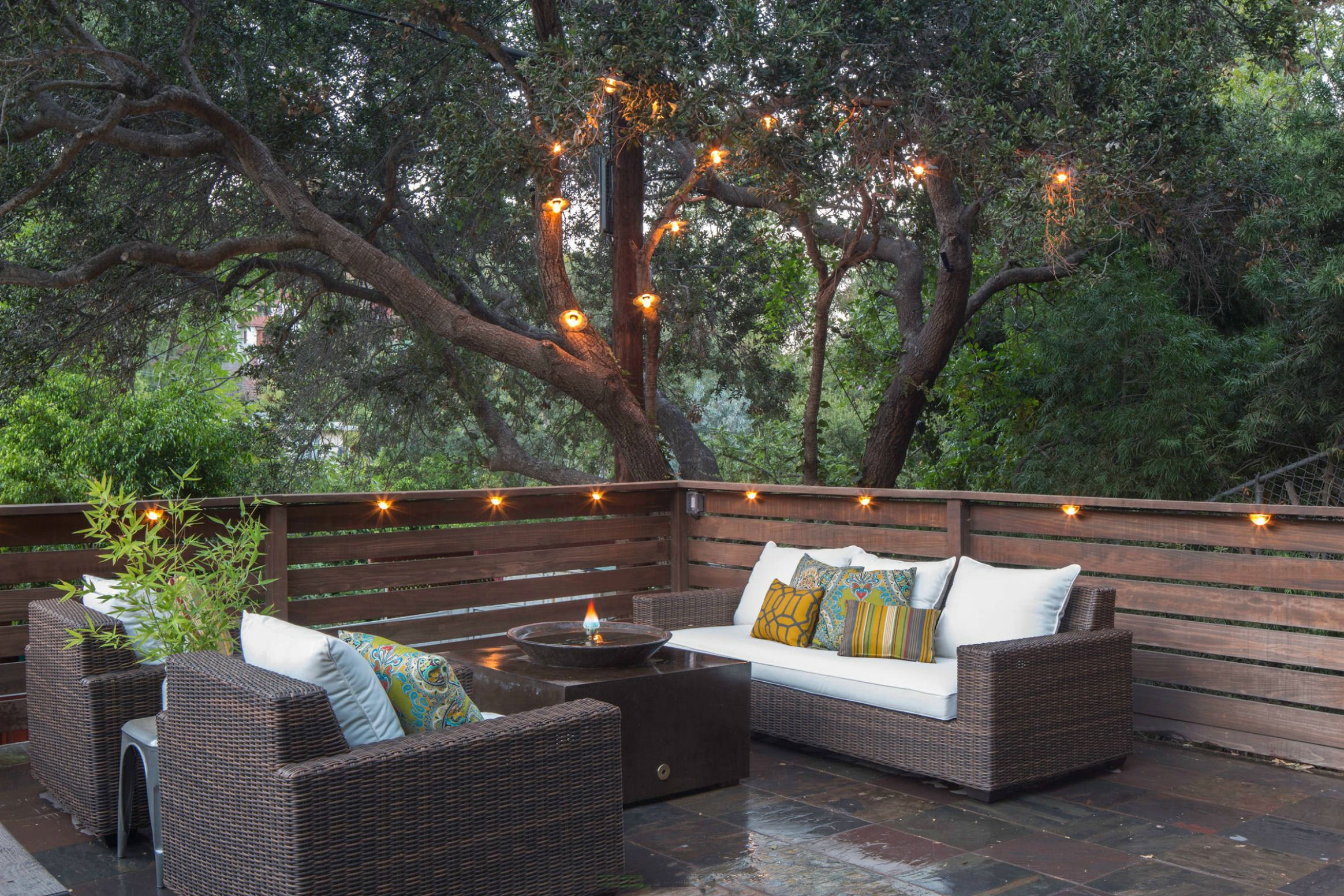 15 deck lighting ideas for every season - Deck Lighting Ideas