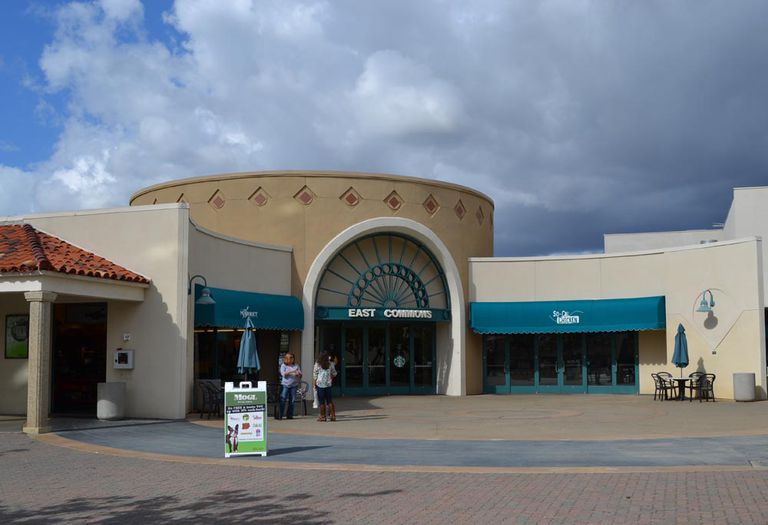 Sdsu East Commons Food Court