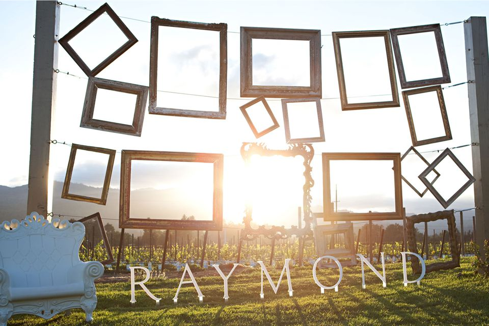 Theatre of Nature at Raymond Vineyards