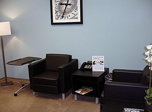 Regus businessworld lounge