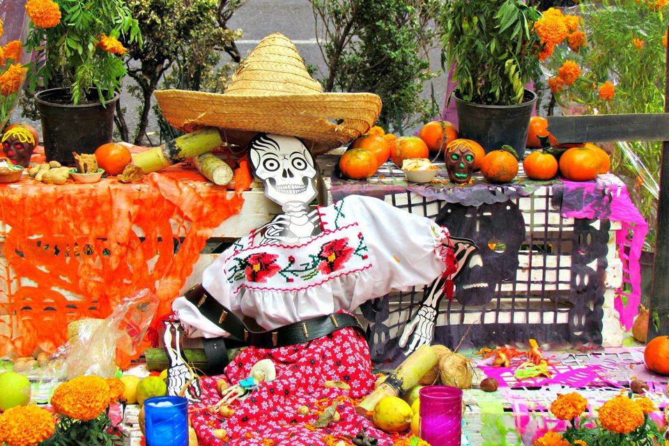 day of the dead decor