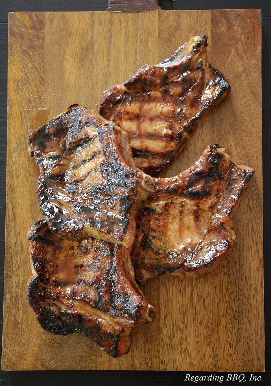 The Perfect Pork Chop