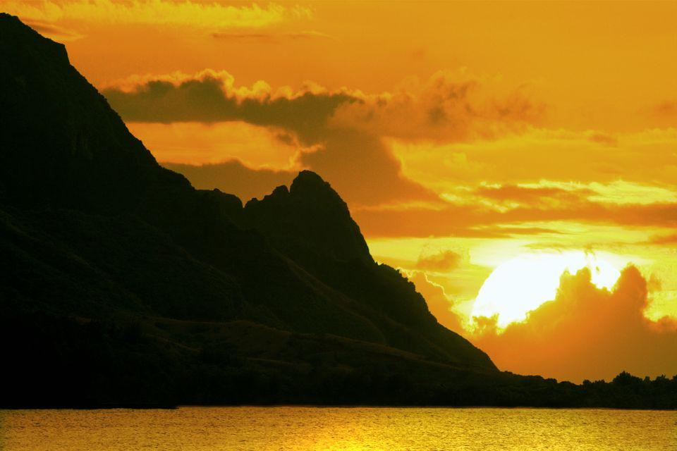 . Most Romantic Places on Kauai