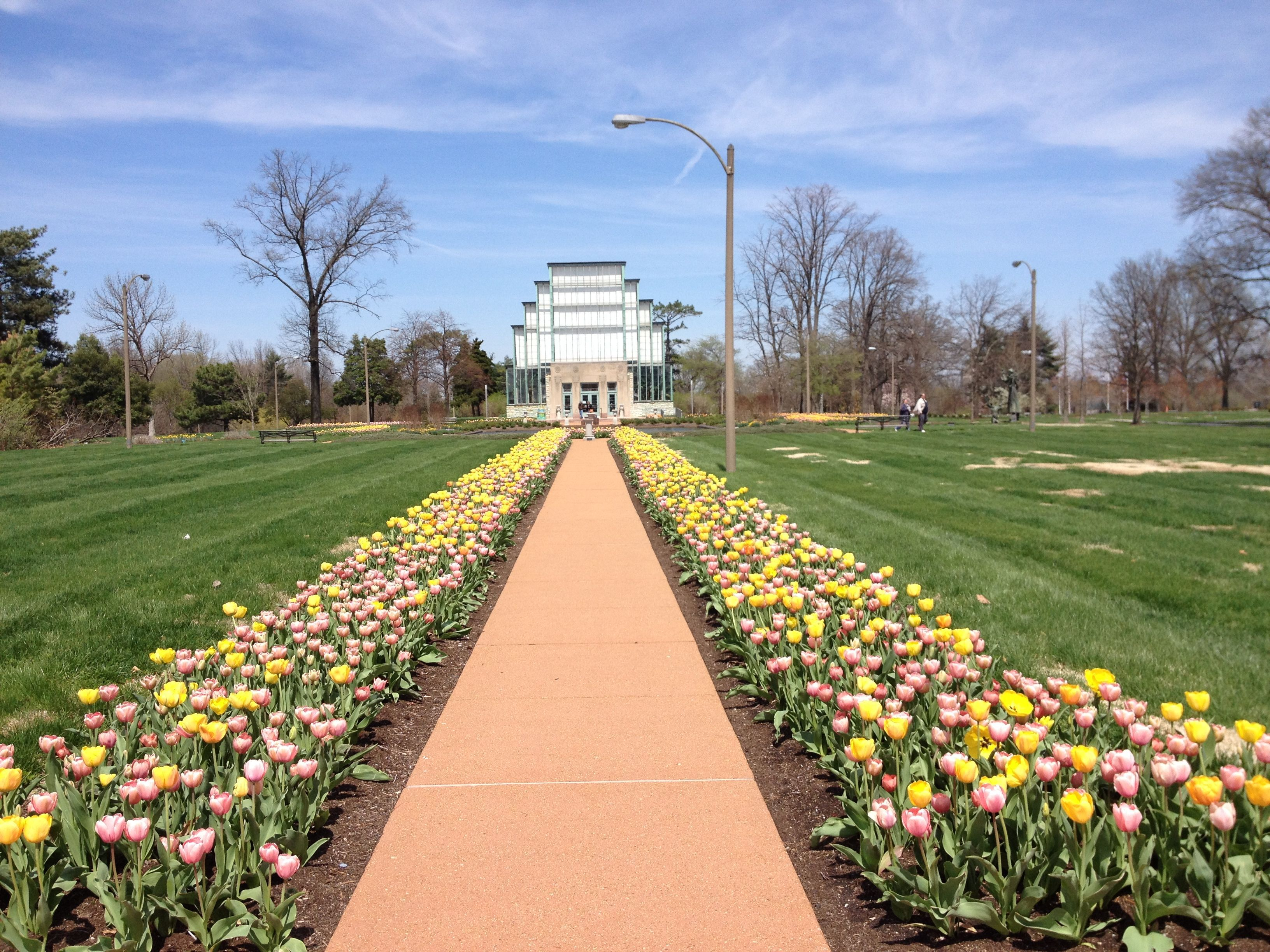 O Brien Auto Park >> A Visitor's Guide to the Jewel Box in Forest Park