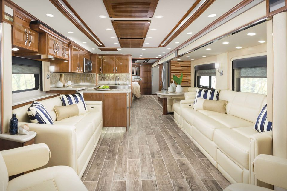 5 Of The Most Expensive RVs In World