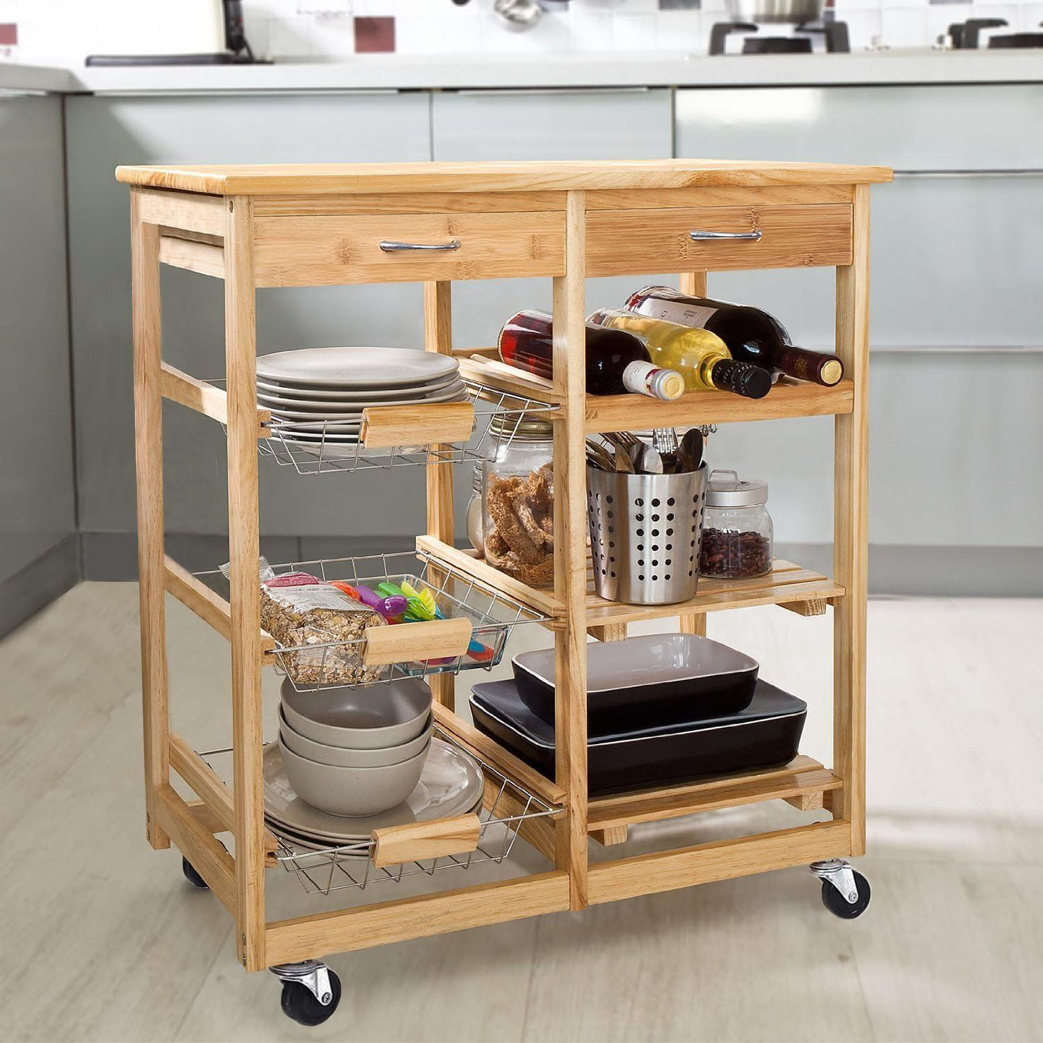 8 Essentials for Your Perfect Bar Cart
