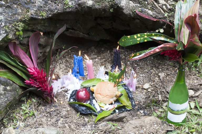 Pagan offerings