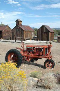 Bartley Ranch Regional Park in Reno, Nevada