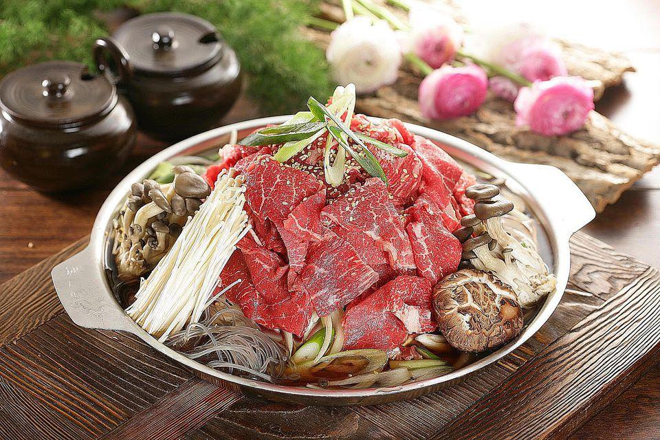 Ingredients of Bulgogi