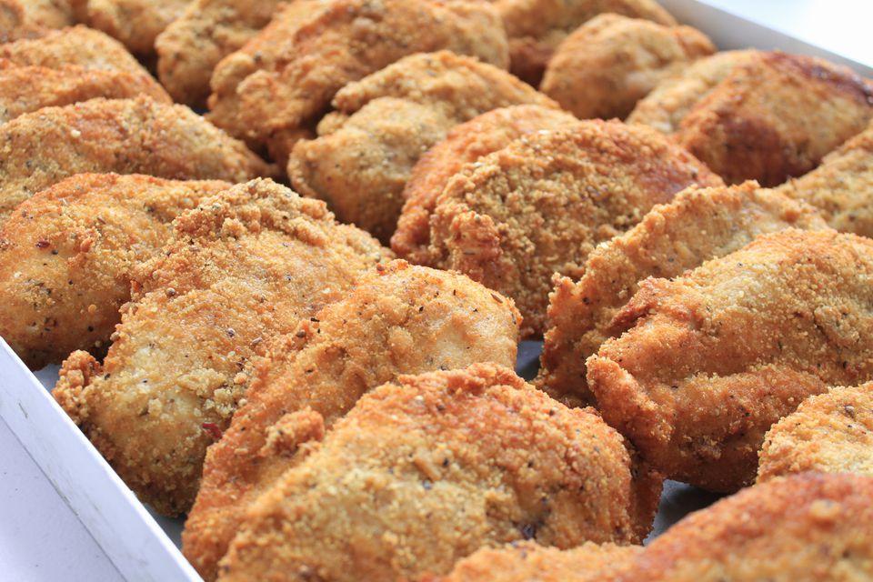 Parsi Chicken Farcha