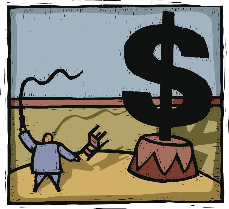 Tame Dollar Sign