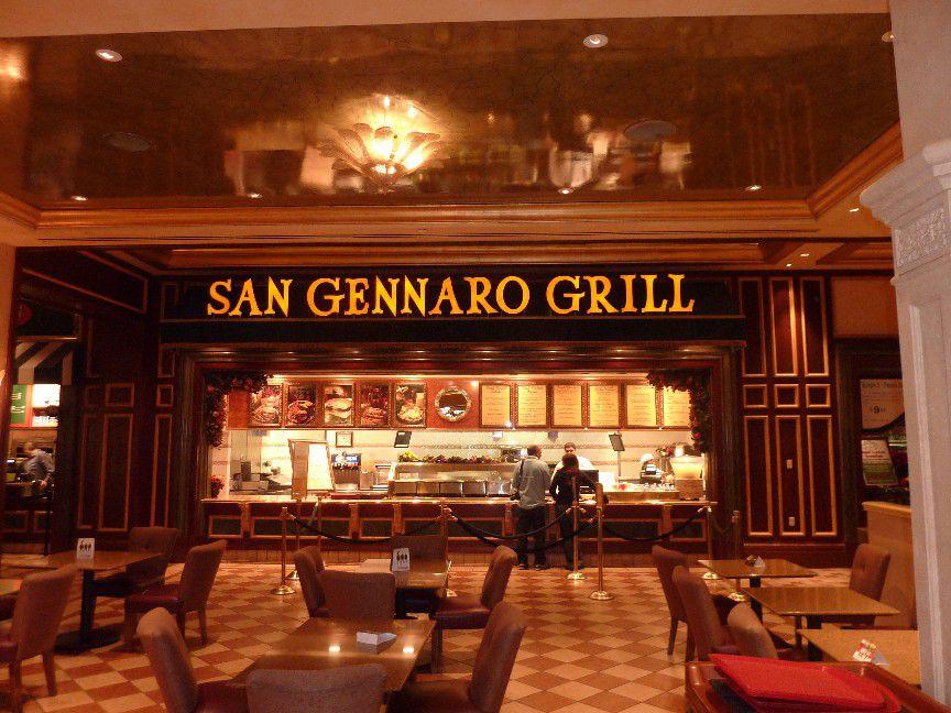 San Gennaro Grill