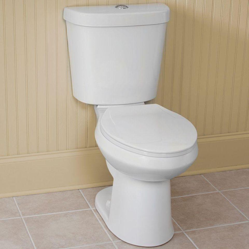 Glacier Bay Highefficiency Dualflush Toilet Sells At Home Depot For $107