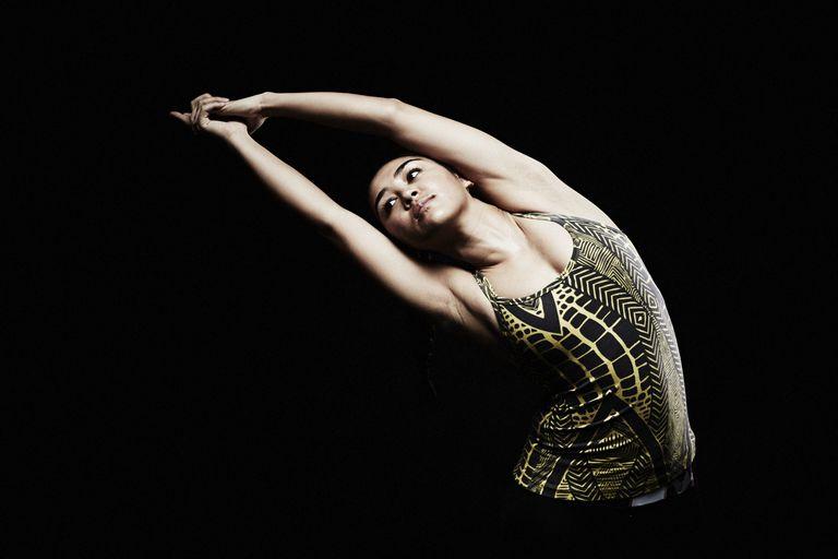 Importancia de la postura corporal en el baile