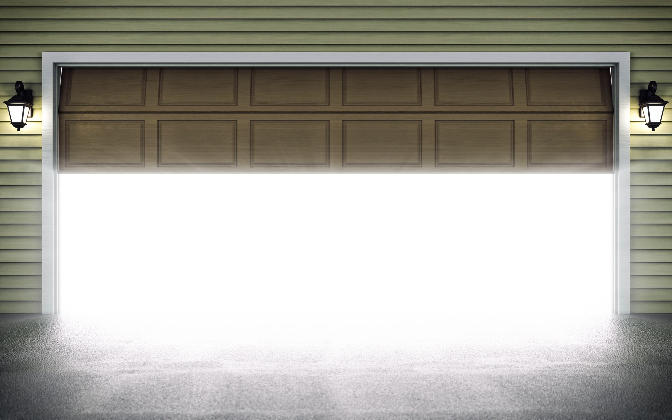 garage door stickingWhat to Do When Your Garage Door Opener Opens by Itself