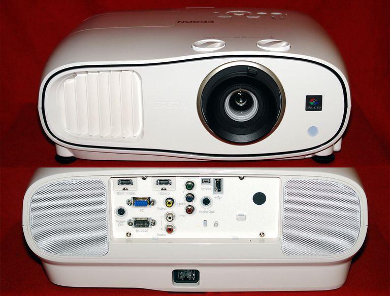 Epson PowerLite Home Cineam 3500 Video Projector