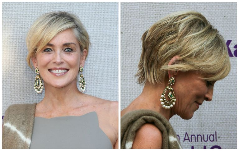 Mature Women Hair Styles: 34 Gorgeous Short Haircuts For Women Over 50