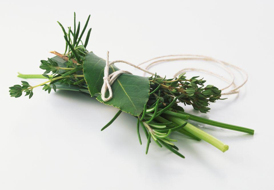 A bouquet garni