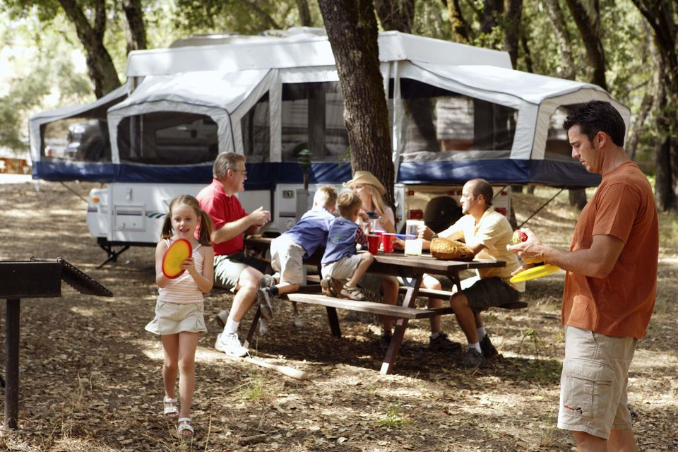 Lunch recipes for the campground